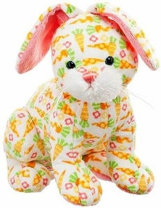 Webkinz Plush Carrots Bunny New!