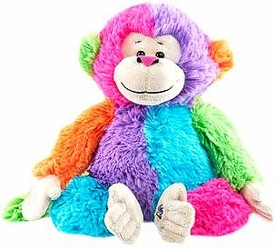 Webkinz Plush Colorblock Monkey