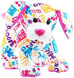 Webkinz Plush Music N Dance Pup