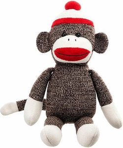 Webkinz Plush Sock Monkey