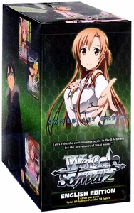 Weiss Schwarz ENGLISH Sword Art Online Vol. 2 Booster BOX [20 Packs]