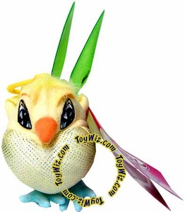 Winx Club Fairy Magical Friend Mini Plush with Clip Bird