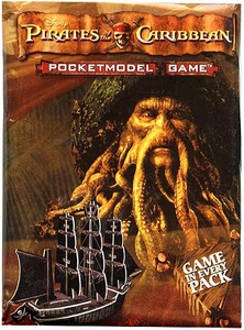 Wizkids Pirates of the Caribbean Pocketmodel CSG Game Pack