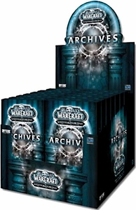 World of Warcraft Archives Booster Box [24 Packs]