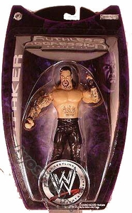 WWE Jakks Pacific Wrestling Action Figure Ruthless Aggression Series 14 Undertaker