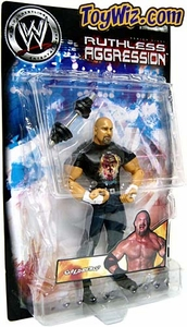 WWE Jakks Pacific Wrestling Action Figure Ruthless Aggression Series 8 Goldberg