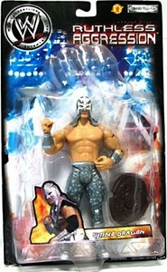 WWE Jakks Pacific Wrestling Action Figure Ruthless Aggression Series 8 Ultimo Dragon