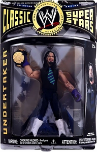 WWE Jakks Pacific Wrestling Classic Superstars Series 1 Action Figure The Undertaker