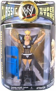 WWE Jakks Pacific Wrestling Classic Superstars Series 13 Action Figure Luna (Chase Figure)