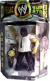 WWE Jakks Pacific Wrestling Classic Superstars Series 2 Action Figure Mankind