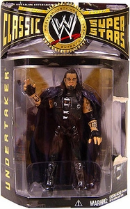 WWE Jakks Pacific Wrestling Classic Superstars Series 3 Action Figure The Undertaker