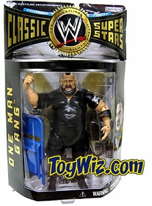 WWE Jakks Pacific Wrestling Classic Superstars Series 6 Action Figure One Man Gang
