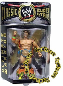 WWE Jakks Pacific Wrestling Classic Superstars Series 7 Action Figure Ultimate Warrior