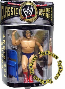WWE Jakks Pacific Wrestling Classic Superstars Series 7 Action Figure Young Andre the Giant