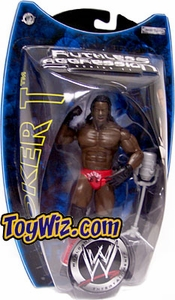 WWE Jakks Pacific Wrestling Ruthless Aggression Series 11 Action Figure Booker T