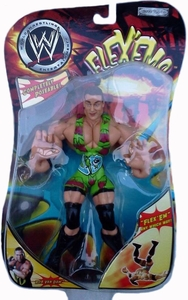 WWE Wrestling Action Figure Flex'ems Series 2 RVD Rob Van Dam BLOWOUT SALE!
