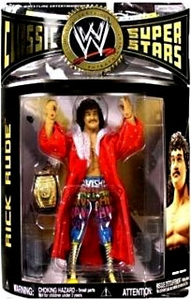 WWE Wrestling Classic Superstars Series 13 Action Figure Ravishing Rick Rude