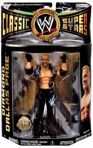 WWE Wrestling Classic Superstars Series 14 Action Figure Diamond Dallas Page