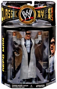 WWE Wrestling Classic Superstars Series 17 Action Figure Repo Man