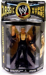 WWE Wrestling Classic Superstars Series 22 Action Figure Vince McMahon [Wrestling Attire]