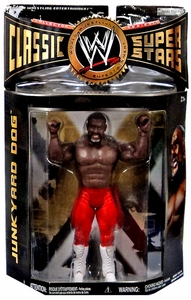 WWE Wrestling Classic Superstars Series 26 Action Figure Junkyard Dog {JYD} [Red Pants]
