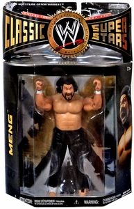 WWE Wrestling Classic Superstars Series 26 Action Figure Meng