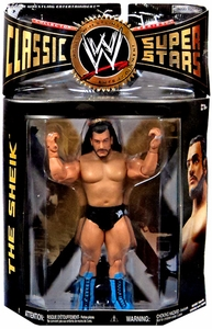WWE Wrestling Classic Superstars Series 26 Action Figure Original Sheik