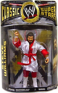 WWE Wrestling Classic Superstars Series 26 Action Figure Steve Williams [Dr. Death]