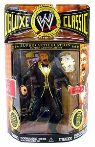 WWE Wrestling Exclusive Deluxe Classic Superstars Series 4 Action Figure Million Dollar Man [Ted Dibiase]