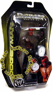 WWE Wrestling Ruthless Aggression Series 20 Action Figure Boogeyman