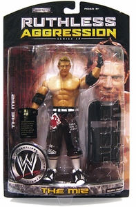 WWE Wrestling Ruthless Aggression Series 28 Action Figure The Miz