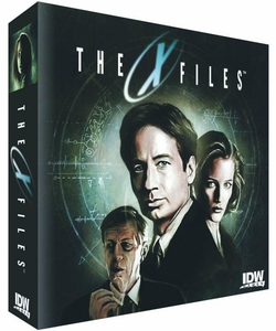 X-Files The Board Game Pre-Order ships July