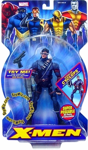 X-Men Toy Biz Action Figure Stealth Cyclops