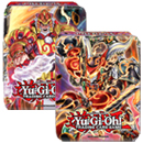 YuGiOh Bujin & Fire Fist Tins!
