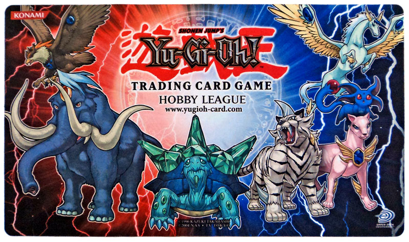 Yu gi oh trading card game interactive demo