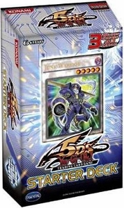 YuGiOh 5D's 2008 Starter Deck ENGLISH Synchro Monster Deck