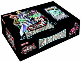 YuGiOh 5D's Legendary Collection Box [5 Mega Packs, Promo Cards & 1 Game Board] Pre-Order ships October 24, 2014