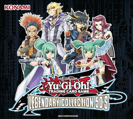 YuGiOh 5D's Legendary Collection Case [12 5D's Legendary Collection Boxes] Pre-Order ships October 24, 2014