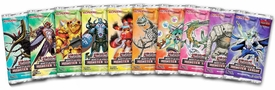 YuGiOh Battle Pack 3 Monster League Lot of 10 Booster Packs Pre-Order ships August 1, 2014