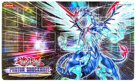 YuGiOh Card Supplies Photon Shockwave Playmat