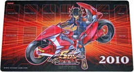 YuGiOh Card Supplies Yusei Fudo Playmat