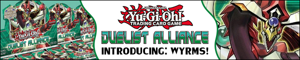YuGiOh Duelist Alliance