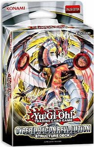 YuGiOh Cyber Dragon Revolution 1st EDITION Structure Deck Hot!