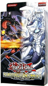 YuGiOh Dragons Collide Unlimited EDITION Structure Deck