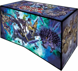 YuGiOh Duelist Alliance Deluxe Edition Box [9 Packs, 50 Sleeves & 3 Promo Foil Cards] New Hot!