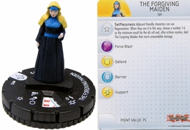 YuGiOh HeroClix Single Figure #15 The Forgiving Maiden