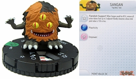 YuGiOh HeroClix Single Figure #23 Sangan