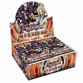 YuGiOh Lord of the Tachyon Galaxy 1st Edition Booster BOX [24 Packs]