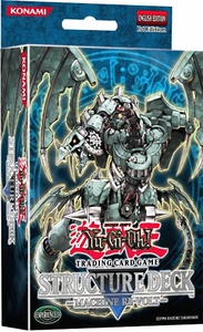 YuGiOh Machine Re-Volt 1st EDITION Structure Deck