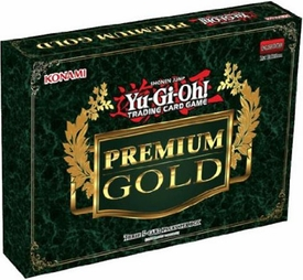 YuGiOh Premium Gold Mini Box [3 Packs]